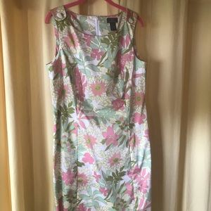 Brooks Brothers Floral dress
